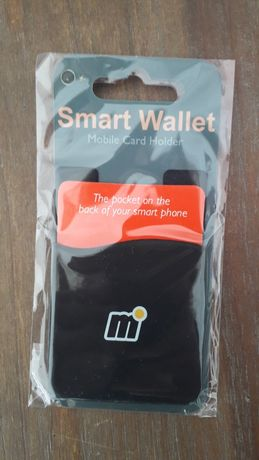 Smart Wallet - porta cartões para telemóvel
