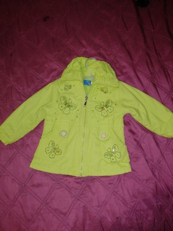 Плащик, куртка, ветровка на 2 - 3 года