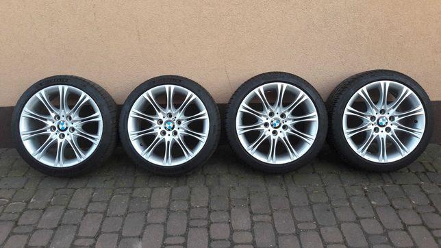 Koła, felgi BMW e46 Mpakiet, Styling wzór 135, Nowe Opony Michelin