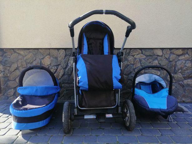 Okazja! Wózek dziecięcy 3w1 stan bardzo dobry