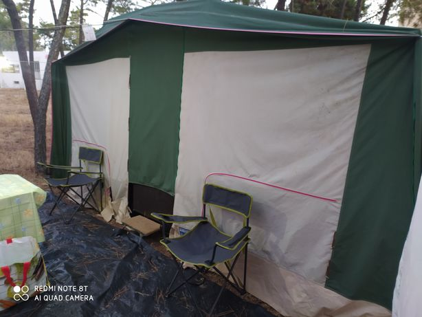 Auto tenda T3 + avançado