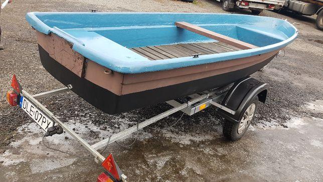 łódka wedkarska Anka łódź motorowa