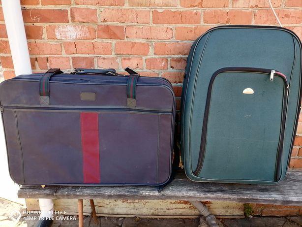 Чемоданы, Спортивные сумки