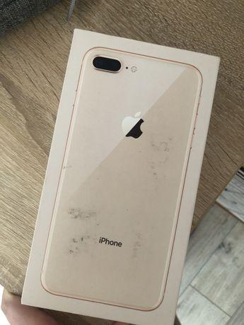 Iphone8+, 256 гб, rose gold