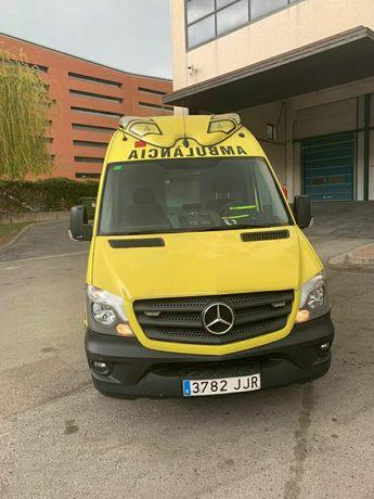 Ambulância tipo B (ABSC)