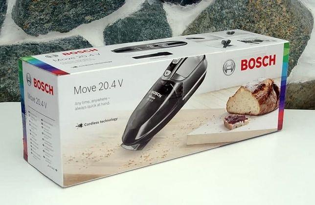 Ручной пылесос Bosch для быта и автомобиля