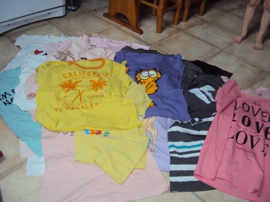 Koszulka koszulki paka m/l 38/40 croop house pepco inne Dusin - image 1