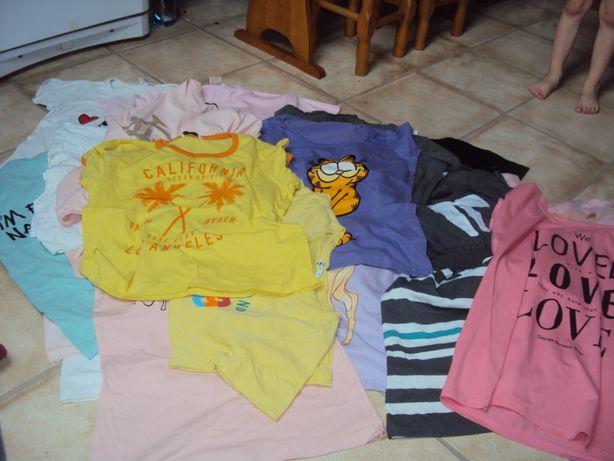 Koszulka koszulki paka m/l 38/40 croop house pepco inne