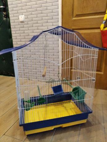 Клетка для попугаев 60х45х30