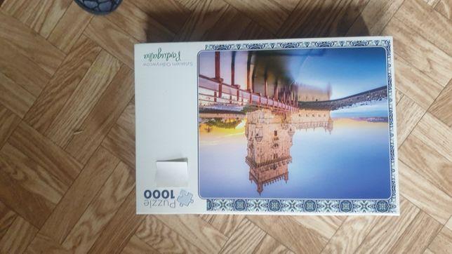 Puzzle 1000 i 1500