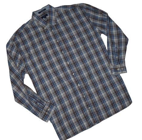 GANT 3XL/4XL na wysokiego koszula w kratkę