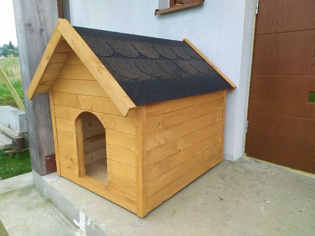 Budy dla psów - tanio i solidnie