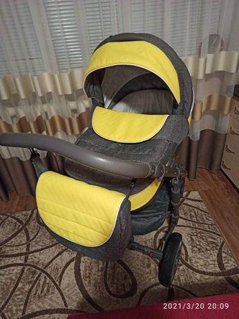Продам коляску Adamex 2 в 1 в отличном состоянии. Цена 5000 грн. Подро