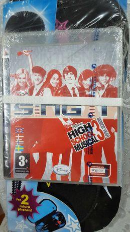 Jogo Playstation 3 High Schoos Musical 3