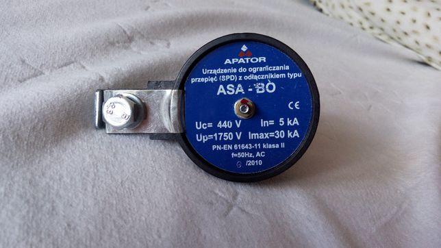 Ograniczniki przepięć na słup ASA-440-5BO