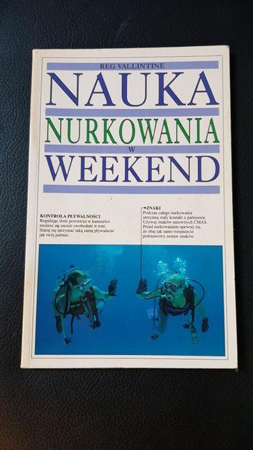 Książka -Nauka nurkowania w weekend