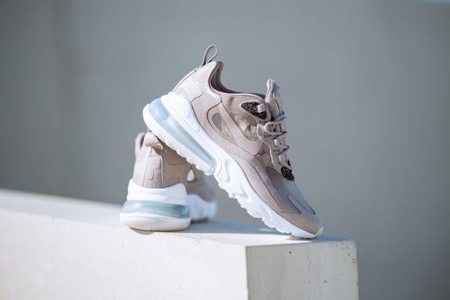 Кроссовки Nike Wmns Air Max 270 React ОРИГИНАЛ р 37.5,38.5 cq6361 200