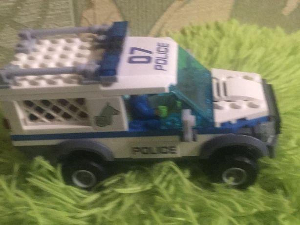 Лего полиция,аналог