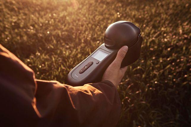 Przenośny analizator ziarna GrainSense - olej, białko, wilgotność