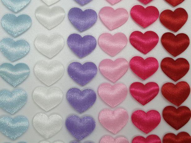 Serca płatki konfetti