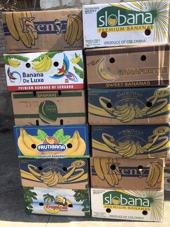 Ящики тара бананки