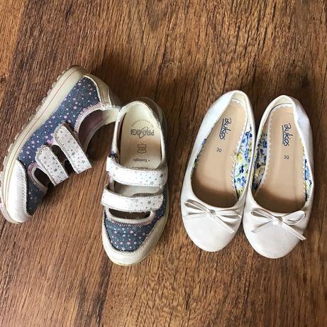 Босоножки туфли primigi 30размер мокасины