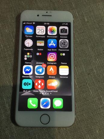 Iphone 7 32Gb, айфон golden rose, оригинал
