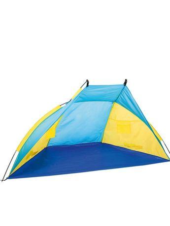 Пляжная палатка защита от солнца и ветра Strandmuschel