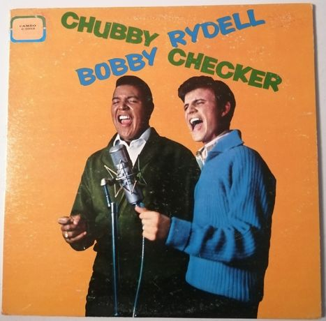 "Винил LP ""Bobby Rydell Chubby Checker"", USA, 1961"