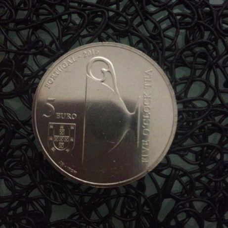 Moeda 5€ (2016)