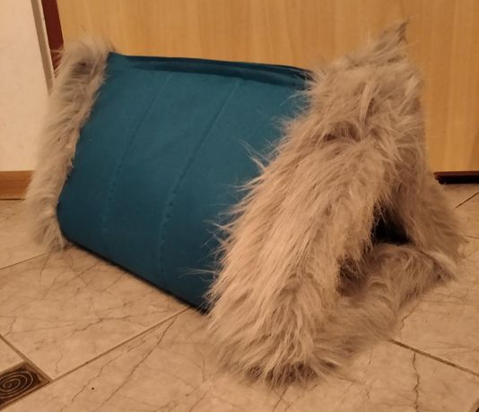 Tunel / legowisko dla kotka lub pieska