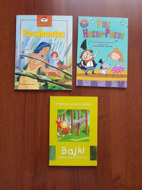 Książeczki książki dla dzieci