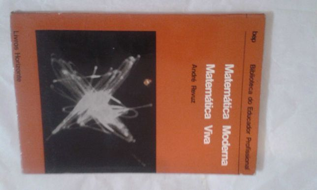 Matemática Viva Matemática Moderna - Livros Horizonte