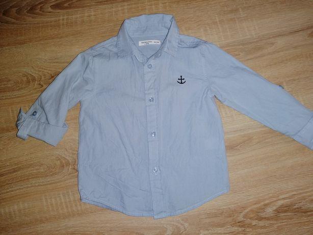 Koszula dla chłopca r. 92
