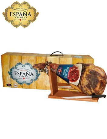 Хамон Espana Paleta Serranа Bodega 4.5 кг