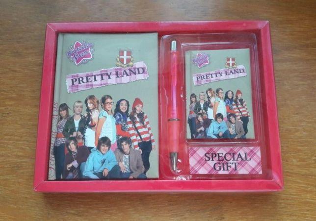 Caderno e Agenda Mundo de Patty