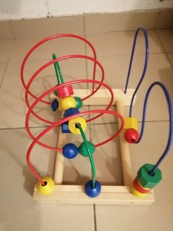 Zabawka edukacyjna ikea