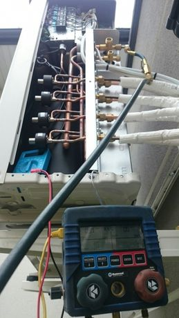Montaż klimatyzacji Serwis klimatyzatora Klimatyzator z montażem Klima