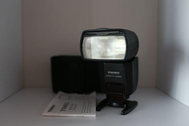 Yongnuo 565 EX для Canon. Фотоспалах, Вспышка