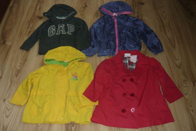Zestaw ubrań dla Dziewczynki w wieku 2 - 3 lat / ponad 50 sztuk