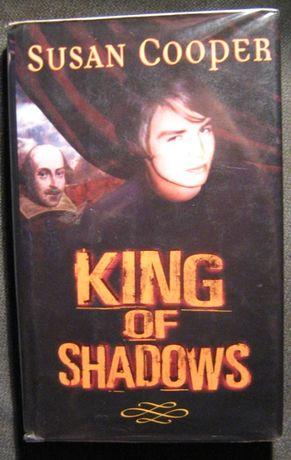 Детская книга на английском King of Shadows by Susan Cooper