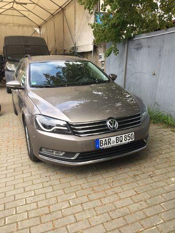Volkswagen Passat B 7 BlueMotion