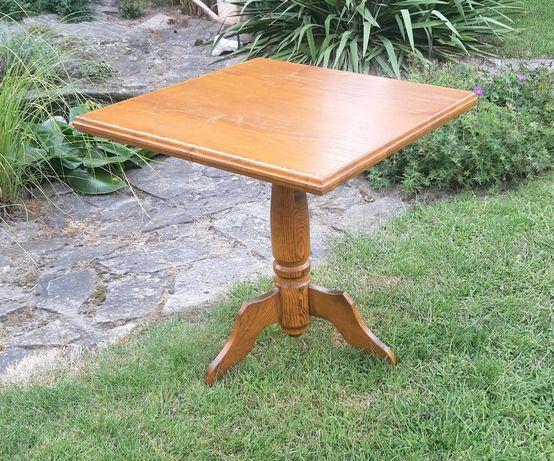 Stolik, stół, ława, toczona noga.