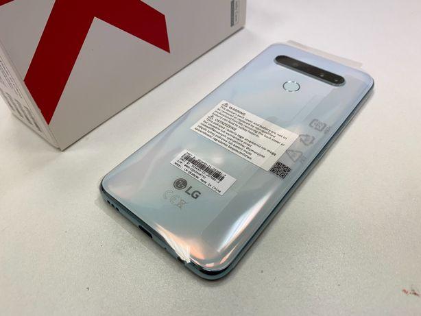 NOWY LG K61 128GB Dual Sim 48Mpix Stoisko GSM w Auchan Wałbrzych