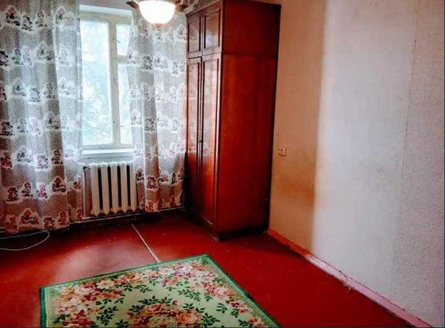 2х комнатная квартира с  Автоноиным Газовым отоп на левом берегу