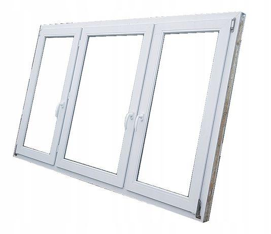Sprzedam okno używane z Niemiec wys. 136 x 230 . BARDZO TANIO.