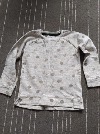 Bluza bawełniana Reserved rozmiar 122