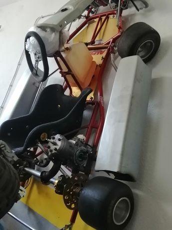 Alpha kart motor komet k25 125cc direto