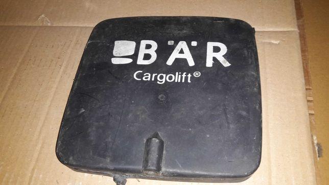 Winda podest załadowczy Bar Cargolift części płytka moduł agregat