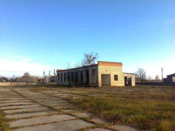 Приміщення Котельні Житомерская обл, смт. Емельчено, 187 м2